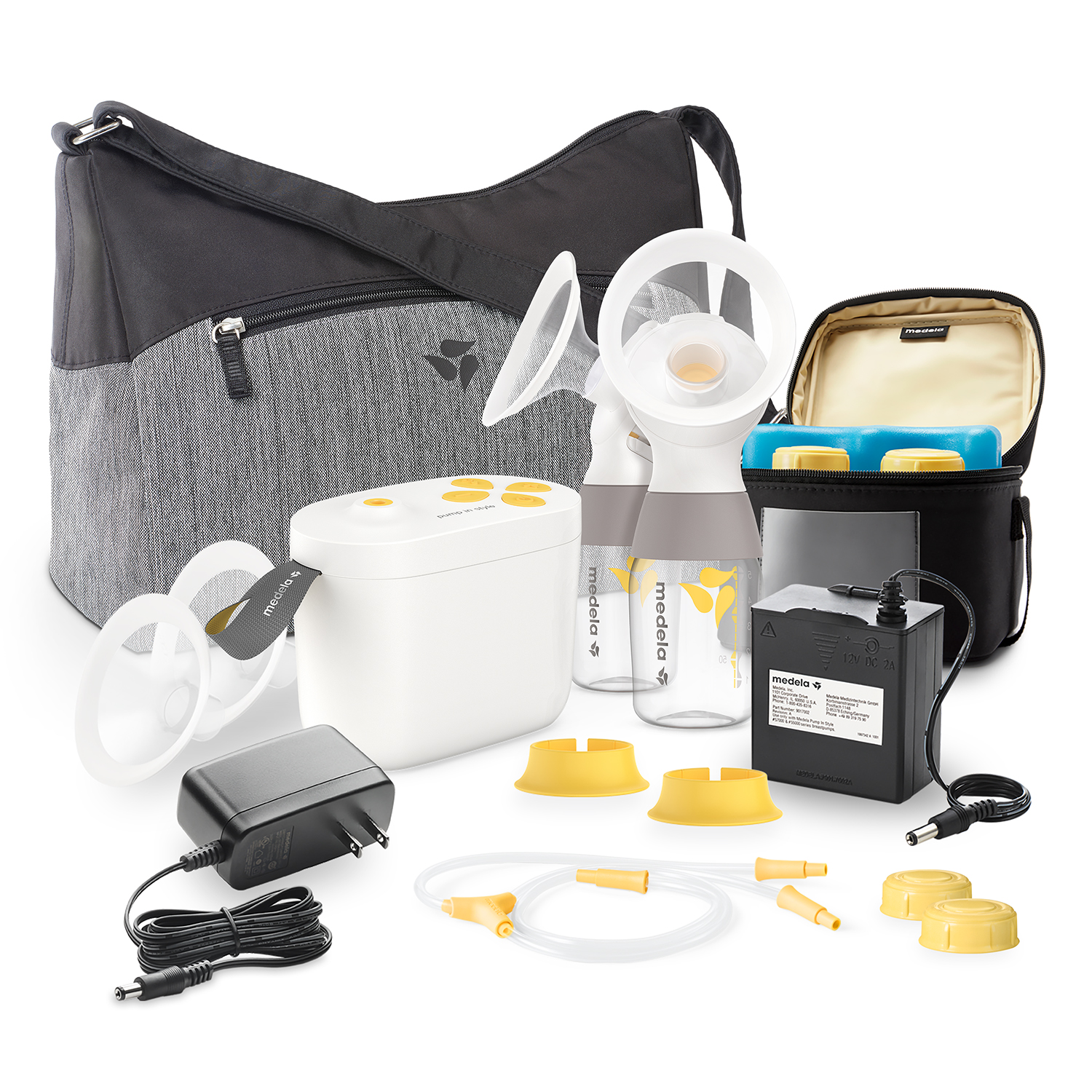 Medela Pump In Style® breast pump with MaxFlow™ and Bag