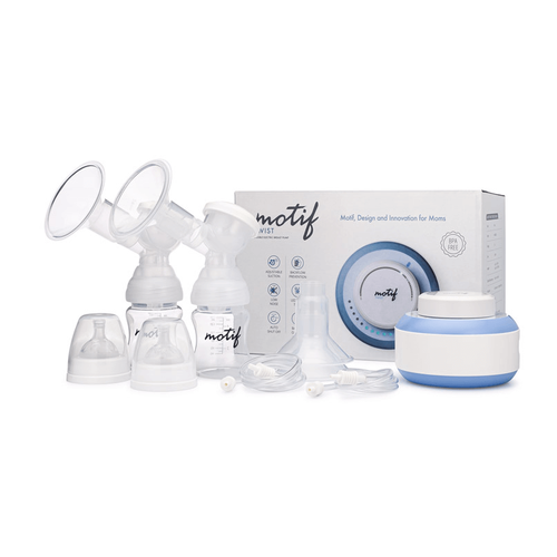 Motif Twist breast pump